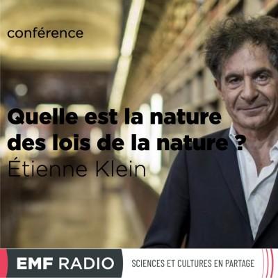 «Quelle est la nature des lois de la nature ?» par Etienne Klein cover