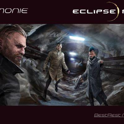 image Eclipse Phase - Acrimonie #5