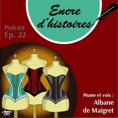 Épisode 22 : Divagation autour du corset et de la libération de la taille cover