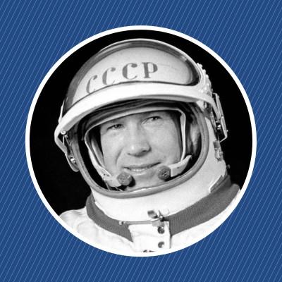 L'incroyable aventure d'Alexeï Leonov, premier piéton de l'espace cover