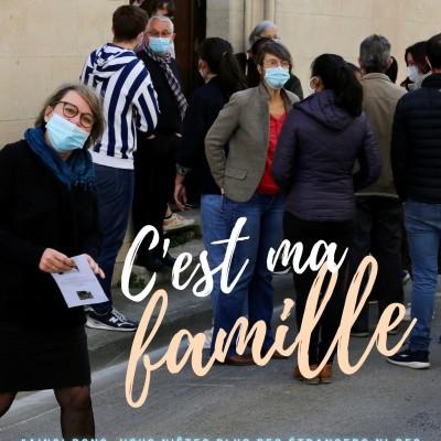 #Chant - C'est ma famille cover