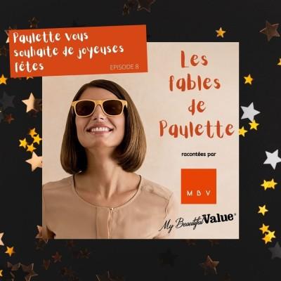 Episode 8 - Paulette vous souhaite de joyeuses fêtes cover