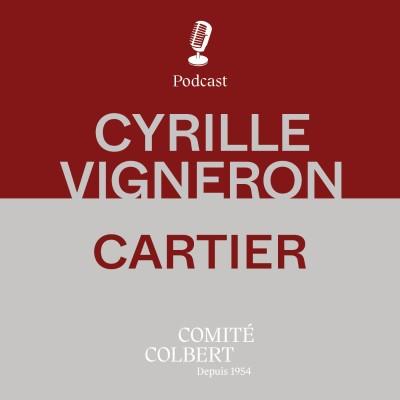 """Cartier, Cyrille Vigneron : """"On s'évertue à rendre les gens heureux..."""" cover"""