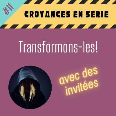 11 Croyances en série cover