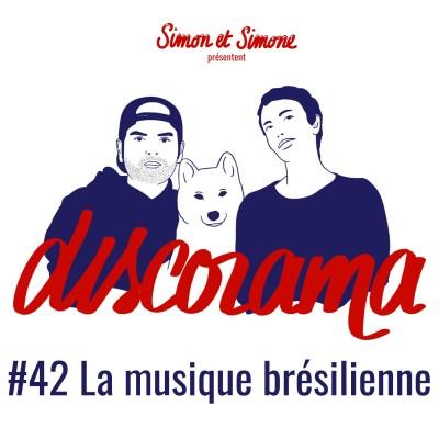 image Discorama #42 - La musique brésilienne