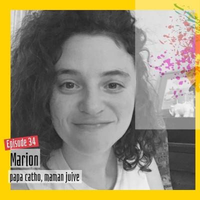#34 - Marion : « A force de passer la frontière, j'ai l'impression de l'habiter » cover
