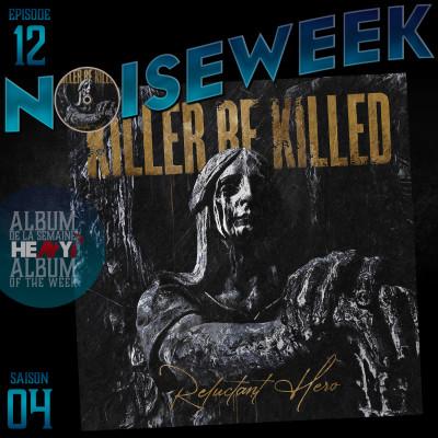 Noiseweek #12 Saison 4 cover