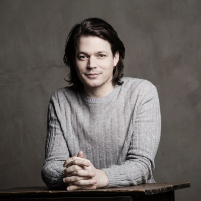 David Fray - interview du 14/04/2021 cover