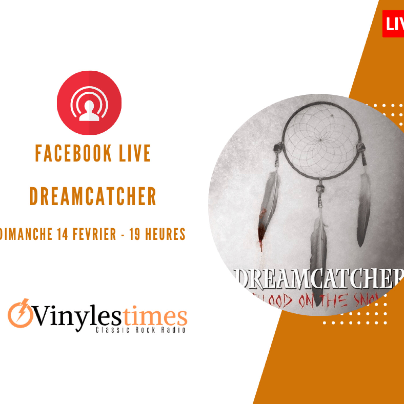 Le Doc reçoit Dreamcatcher en Direct