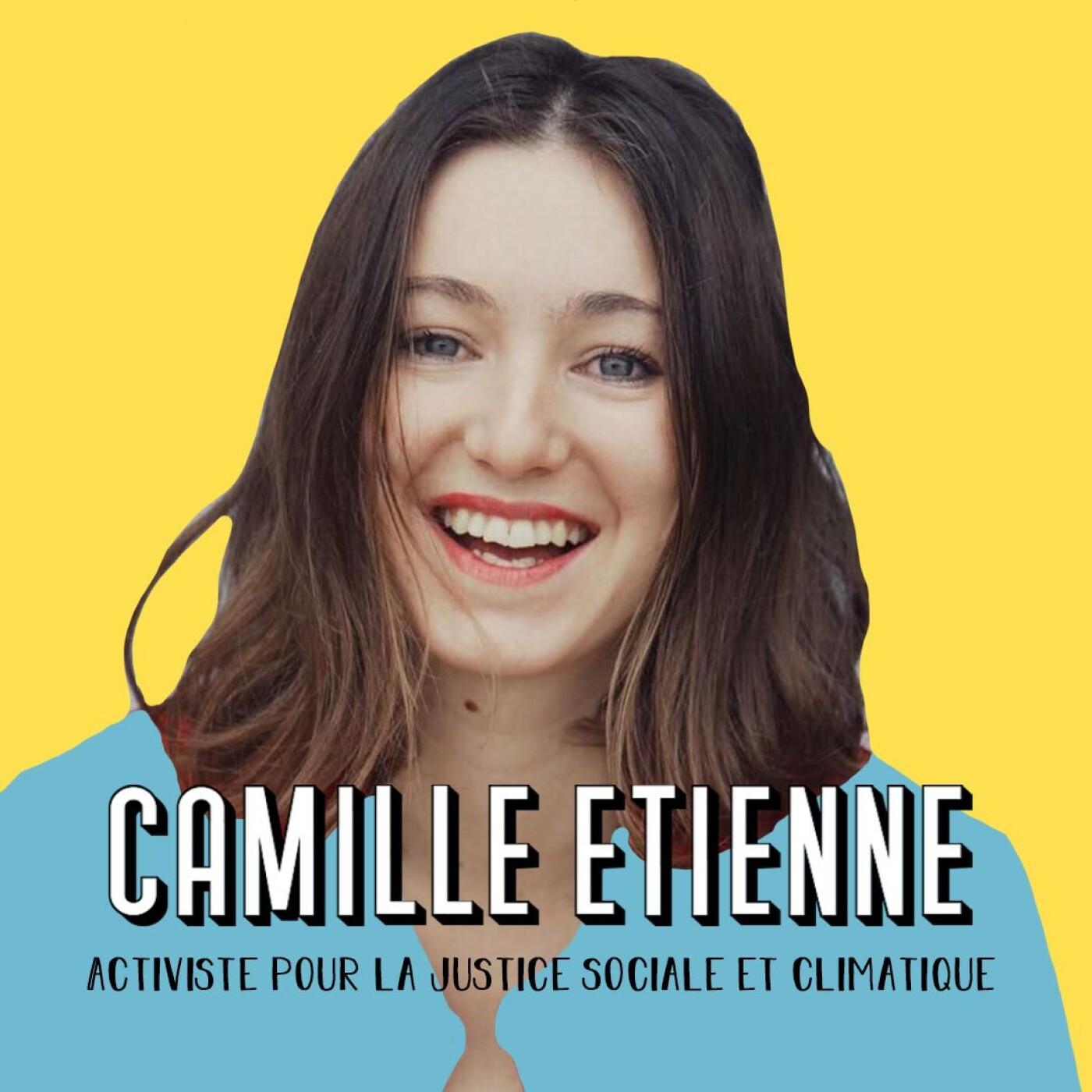 Camille Etienne, Activiste pour la justice sociale et climatique
