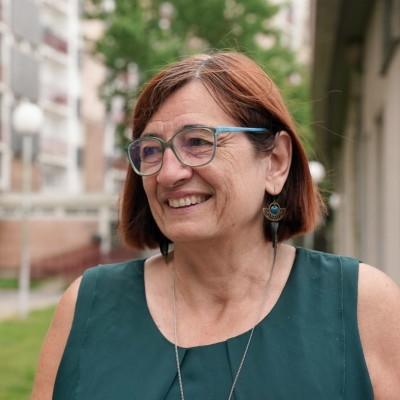 Rencontre avec Chantal Parent, Maurepas au cœur cover
