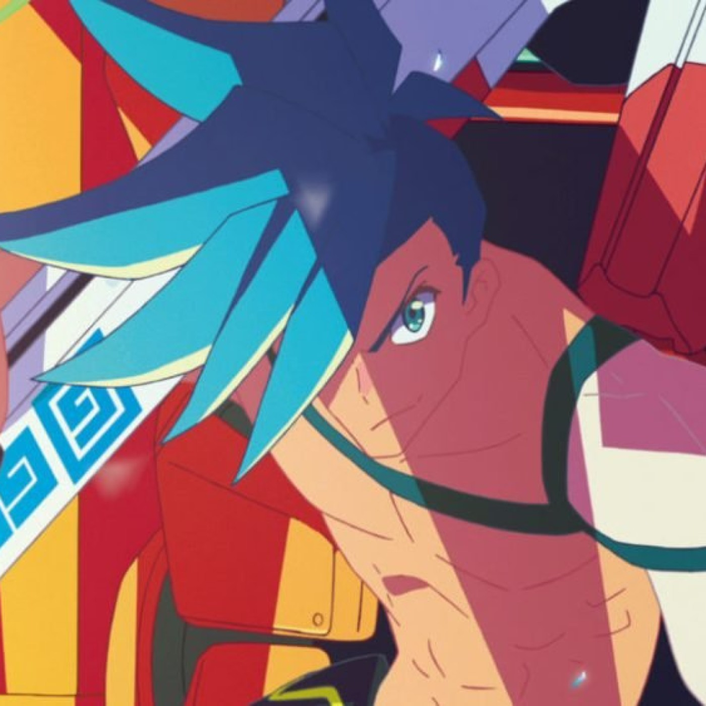 Critique du Film Manga Promare