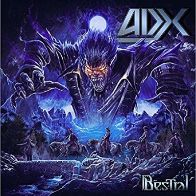 image 213Rock Podcast Itw avec Phil - ADX - New album Bestial - Free app Vinylestimes 23 01 2020