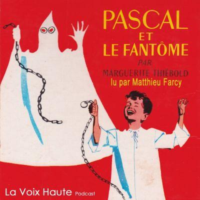 Pascal et le fantôme Ch-15 cover