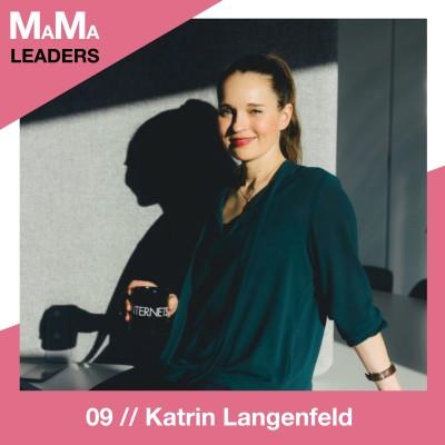 09. Katrin Langenfeld über Wiedereinstiege in Führungspositionen nach der Elternzeit cover