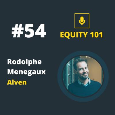 #54 Rodolphe Menegaux (Alven) - l'ADN des Champions! cover