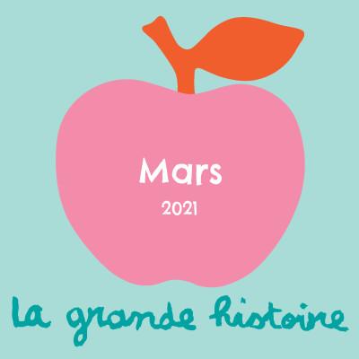 Mars 2021 – Le carnaval de Petit Monstre cover