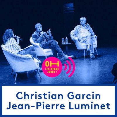 image Christian Garcin et Jean-Pierre Luminet — Trous noirs et pages blanches