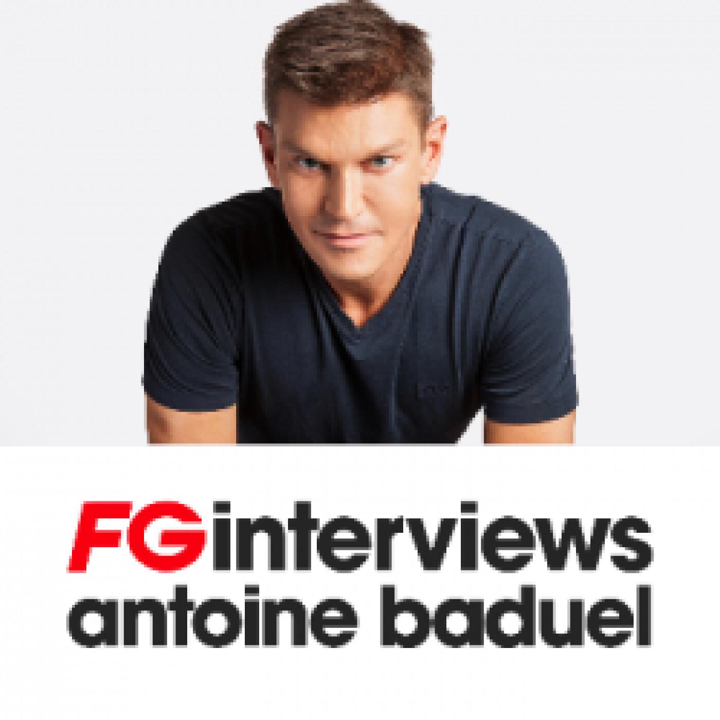L'INTERVIEW DE CATHY GUETTA DANS L'HAPPY HOUR FG