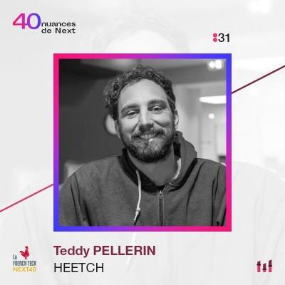 :31 Part 2 - Teddy Pellerin - Heetch : Sur le Canap cover