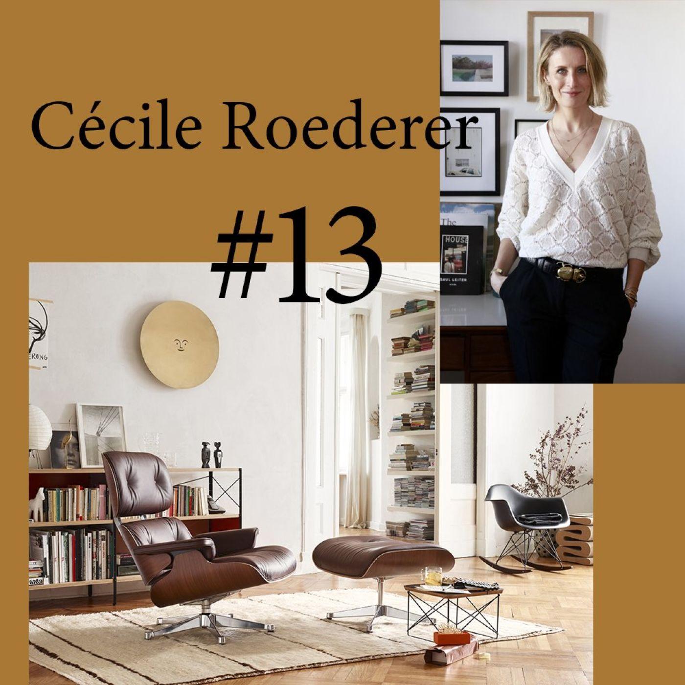 """#13 Cécile Roederer (Smallable) """"Je suis très observatrice, j'adore ça"""""""