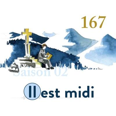 167 - Le Seigneur Jésus n'abandonne pas les siens cover