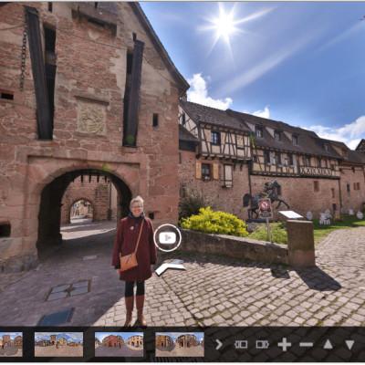 Riquewihr : Découvrez l'un des plus beaux villages de France grâce à une visite virtuelle cover
