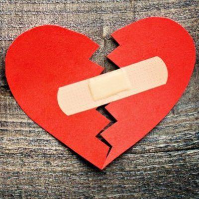 image Dieu guérit les coeurs brisés - Yannis Gautier
