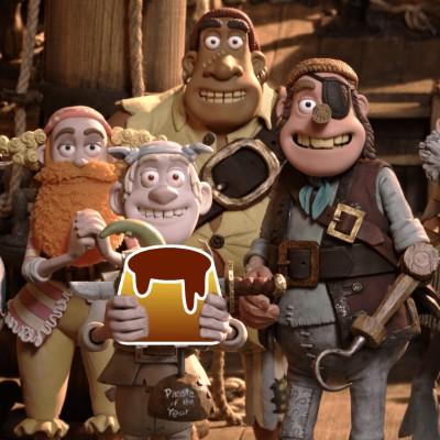 38 - Les Pirates ! Bons à rien, mauvais en tout ; avec Louis cover