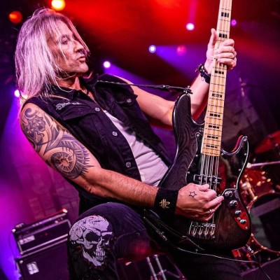 213Rock Podcast Harrag Melodica Live interview with Michael Müller of Jaded Heart New album Stand your Ground Out Nov 27th  16 11 2020 cover