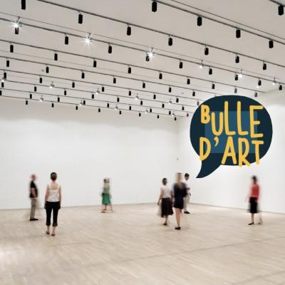 [n°68] Une salle vide ? Non, le Labyrinthe invisible de Jeppe Hein ! (au Centre Pompidou) cover