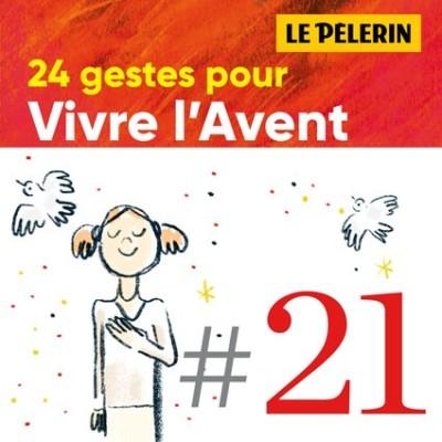Jour 21 - Saluer cover