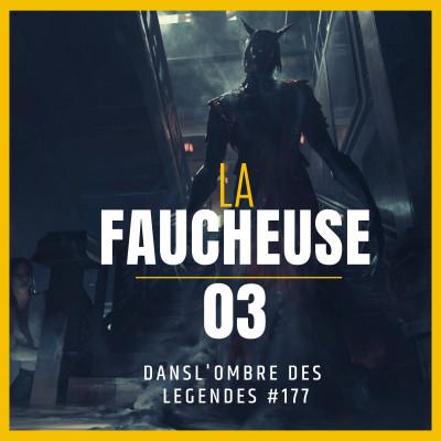 Dans l'ombre des légendes-177 La faucheuse-03... cover