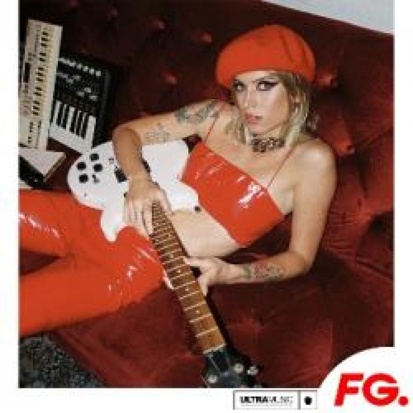 CLUB FG : ANABEL ENGLUND