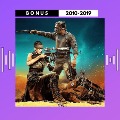 TOP 10 - Les films de la décennie (2010-19) cover