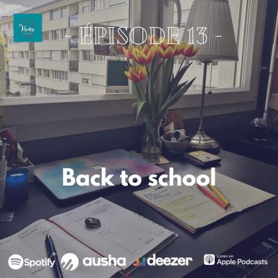 EP13-Nos conseils pour la rentrée 2020 cover