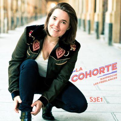 Cover' show La Cohorte/ S3E1/ Rejoindre un réseau – Happy Dev, partie 1