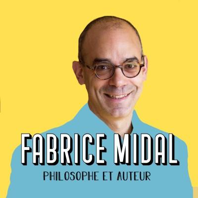 Fabrice Midal, auteur et philosophe - L'art de s'en foutre cover
