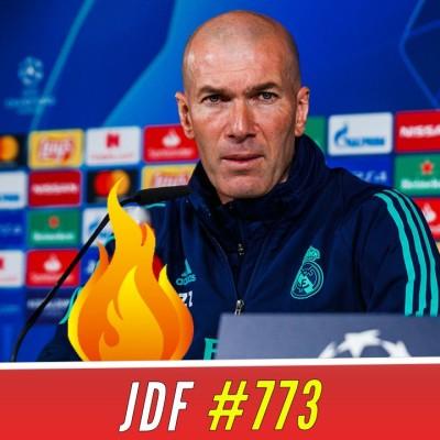 Zidane sort du silence et règle ses comptes ! La petite phrase de Benzema sur l'avenir de Mbappé cover