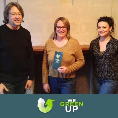 Prévention et gestion des déchets en entreprise avec We Green Up cover