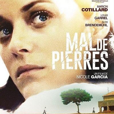 Mal de pierre avec Marion Cotillard cover