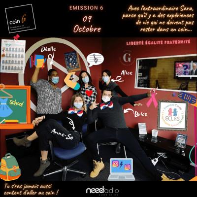 Coin G avec Sara Reynaud (Anne-So, Déelle et l'équipe) (09/10/20) cover