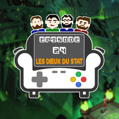 Episode 24 - Les Dieux du Stat cover
