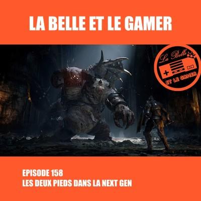Episode 158: Les deux pieds dans la next gen cover