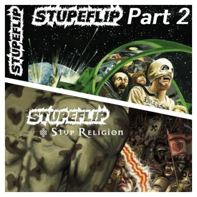 Ep 68 : Stupeflip et Stup Religion (Deuxième Partie) cover