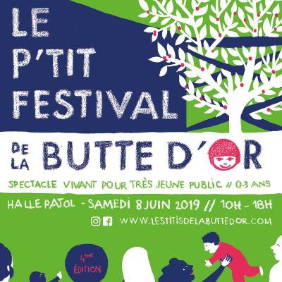 image 5 juin : Le p'tit festival de la Butte d'or / Dimanche 100% cirque