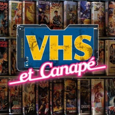 VHS & CANAPÉ cover