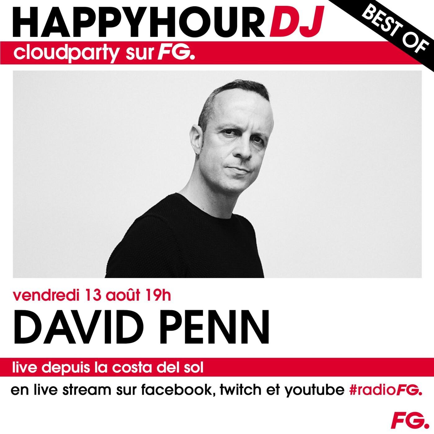 HAPPY HOUR DJ BEST OF : DAVID PENN
