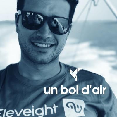 #73 - Philippe MARTIN - Créateur de kites, co-fondateur d'Eleveight cover