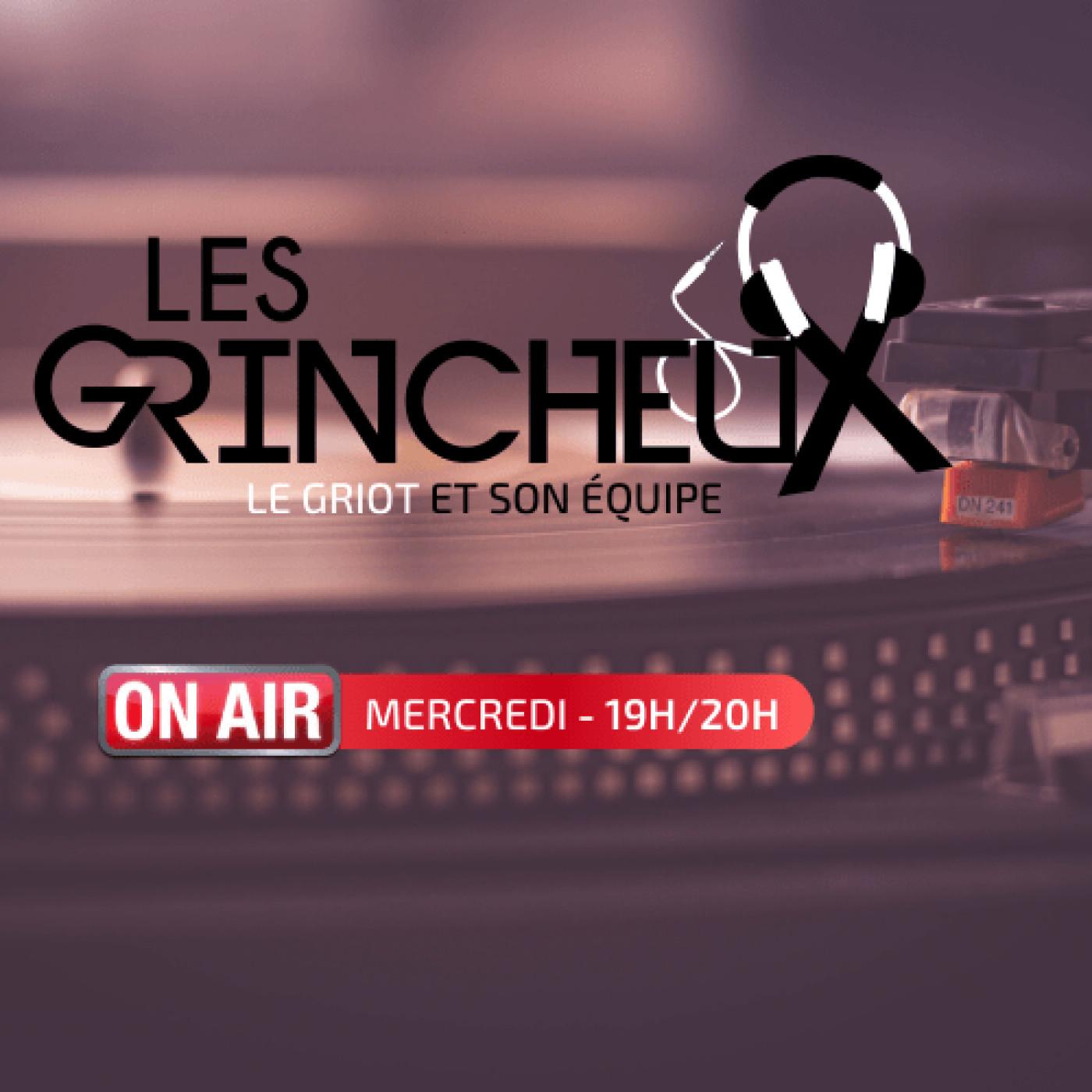 Les Grincheux (Le Griot et son équipe) avec Almamy Kanouté (2/01/20)